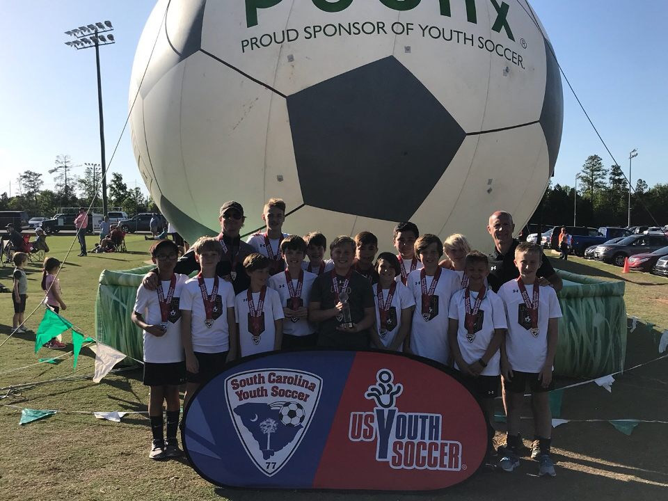 05b black Finalist at SCYSA Open Cup in Columbia