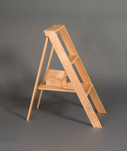 Step Ladder with House #2