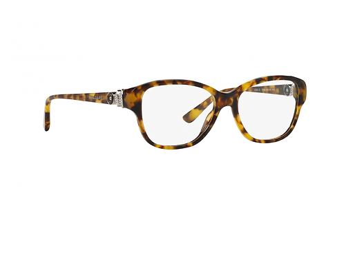 Bvlgari BV4089B 5316 Havana Brille Glasses Eyeglasses Frames Size 52