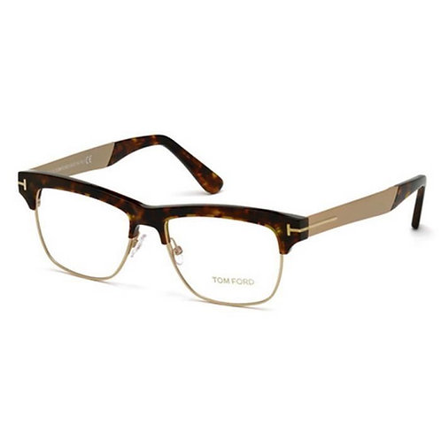 TOM FORD TF 5371 052 Dark Havana Brille Frames Glasses Eyeglasses Size 53