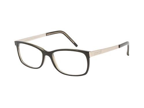 Porsche Design P 8208 D Olive & Matte Gold Eyeglasses Frames