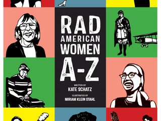 We Fucking Love: Rad American Women A-Z