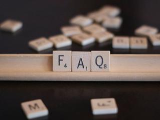 English Class: FAQs