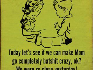 How Not to Become a Batsh*t Crazy Parent