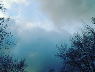 The Pause: And The Clouds Look Very Different Today