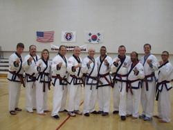 Master Chris Wolf and Master Selina David L Reed, Selina Palmer, Umar Khalid, Patrick Marsch, Darryl