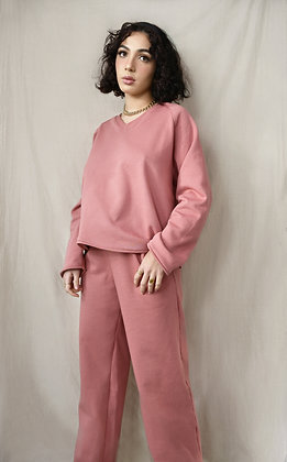 Ensemble soft rose