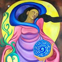 Divine Ladies and Spiritual Women