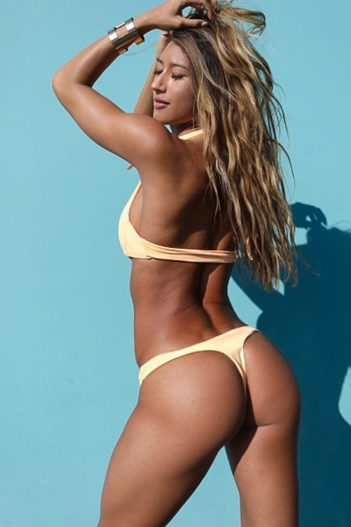 Sun Kissed Bottom - Thong