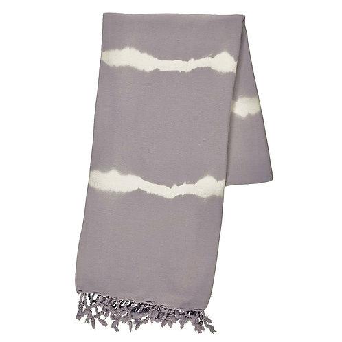 Lavender Tie Dye Turkish Beach Towel