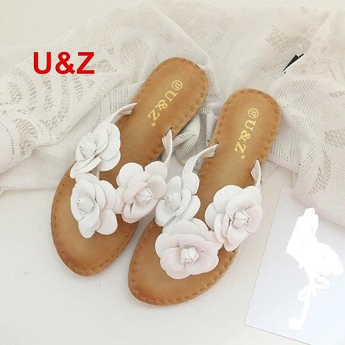 Camilla Floral Sandals
