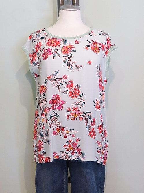 Shirt Printed Top