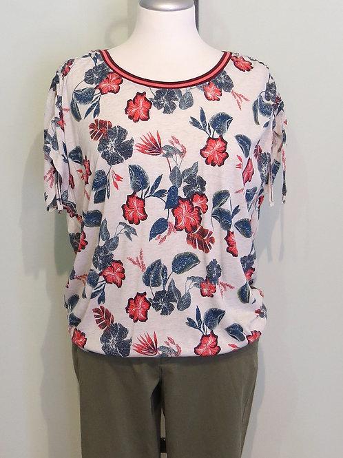 Shirt Aop Melange Shape