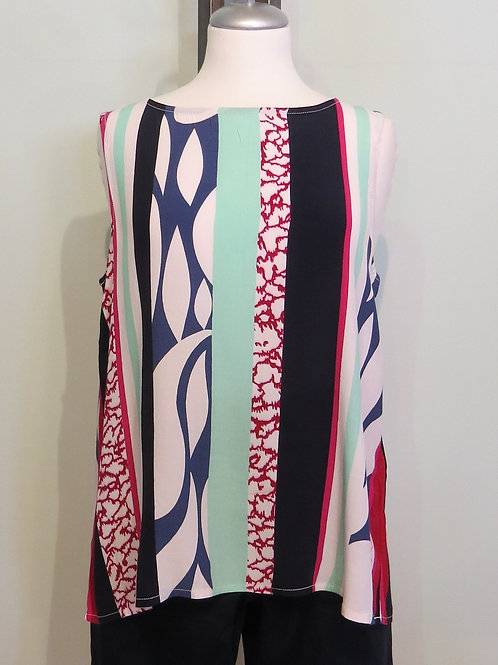 Bluse Printed blouse top