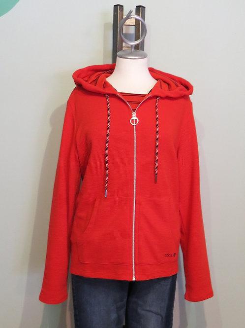 Sweatjacke Ottoman Tshirt-Jacket