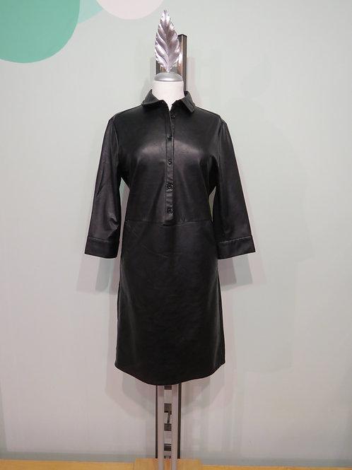 Kleid Fake Leather Dress