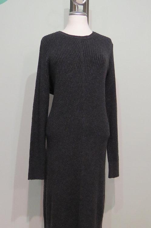 Kleid Rippstrick Flausch