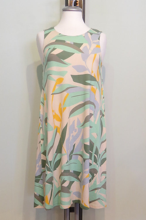Kleid Modal/Baumwolle