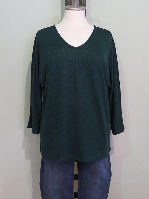 Shirt Linen V-neckshirt