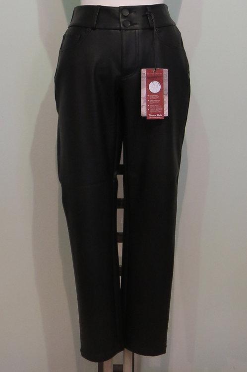Hose Tummyless Leather optik 7/8