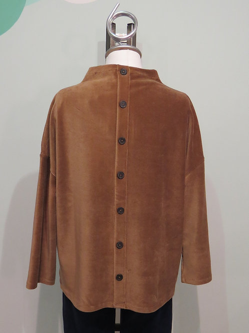 Sweatshirt Gheorge Feincord 3/4Arm