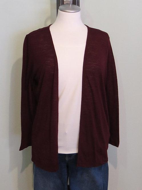 Strickjacke Open Shirtjacket