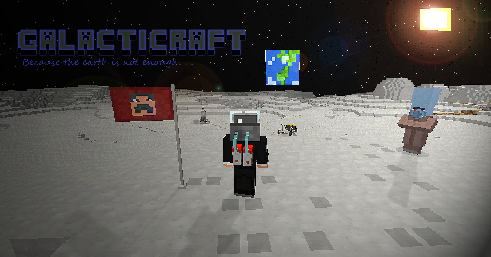 Galacticraft Planets home | galacticraft all planets