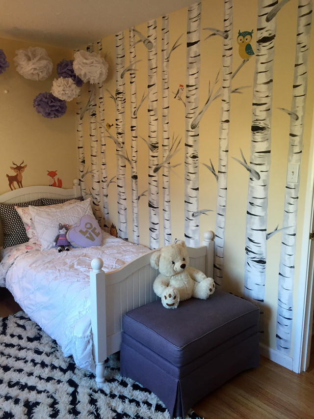 Big Girl Room Update