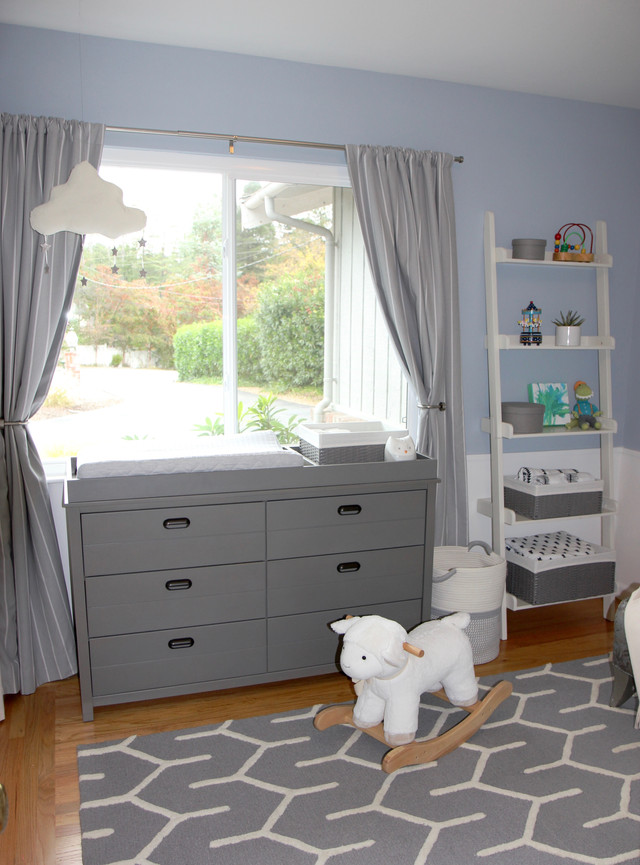Office to Nursery Transformation