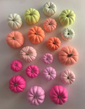 Cutest Modern Pumpkins