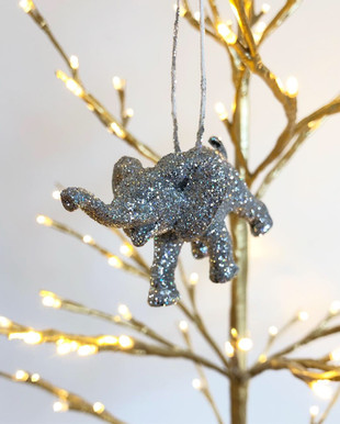 DIY 'Glitter Critter' Ornaments