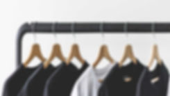 Dept-Store-t-shirts-on-rack-with-room-fo