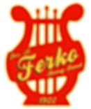 The Joseph A. Ferko String Band Logo