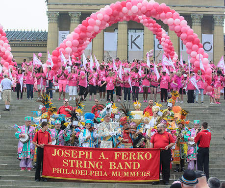 2015 Philly Race for the Cure