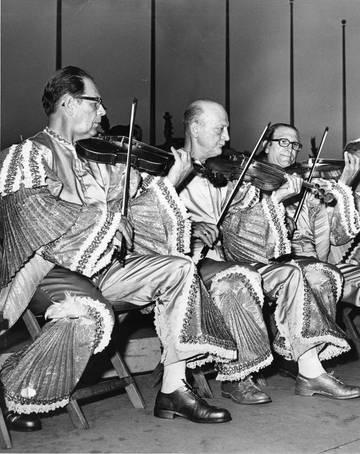 Ferko String Band Violins in Concert