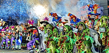 Ferko String Band Philadelphia Mummers New Years Day Parade Champions