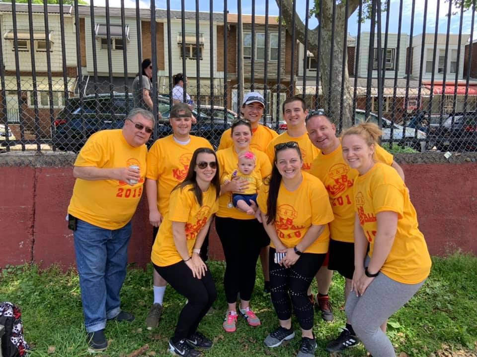 2018 S&K Charity Kickball