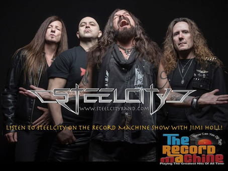 The Record Machine Show Interview with Mike and Roy!