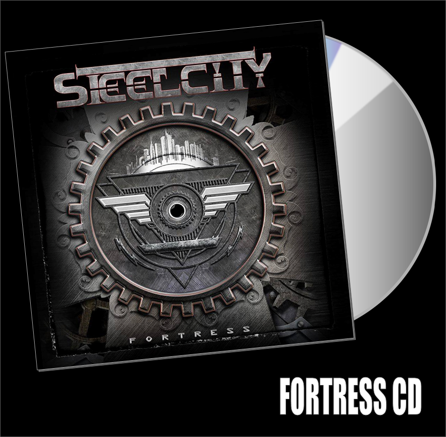Fortress CD $10 + Shipping