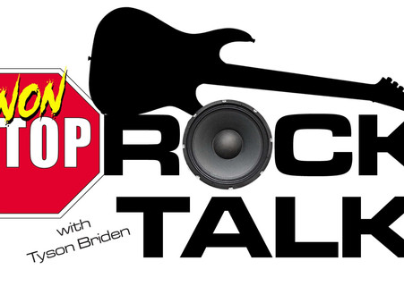Non-Stop Rock Talk Podcast with Steel City's Mike Floros