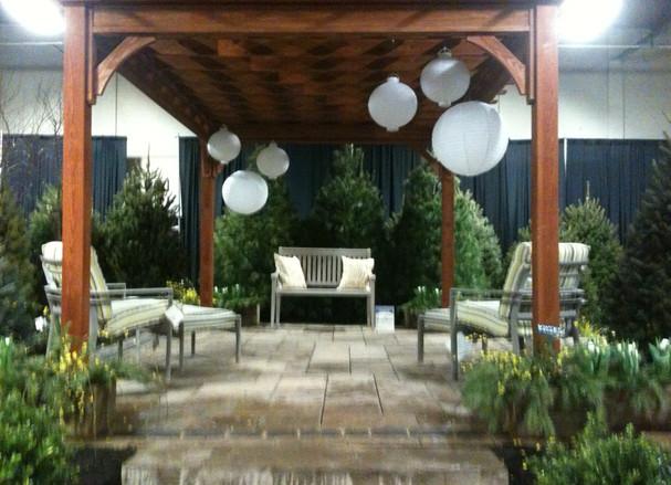 Harrisburg, PA Garden Expo 2014 - Ruth Consoli Design