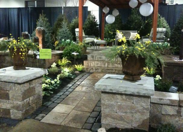Harrisburg, PA Garden Expo, 2014 - Ruth Consoli Design