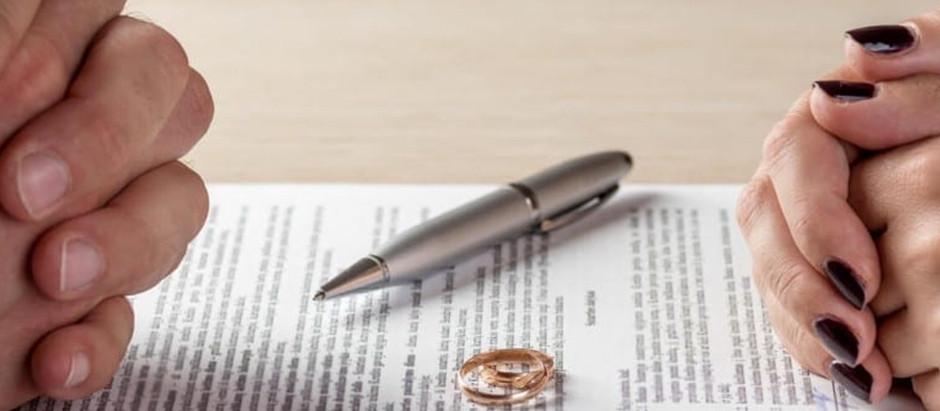 Carta de divórcio