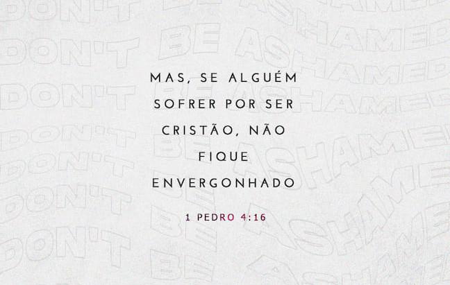 Sofrer por Cristo