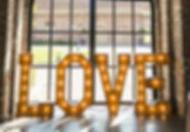 Flashletters - LOVE Cercle de Lorraine c
