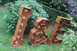 FL - Lettres lumineuse I&E