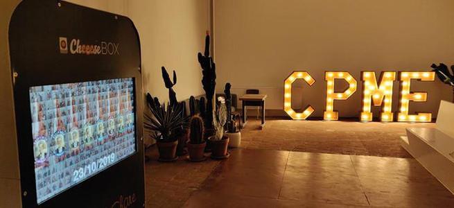 CPME, Flashletters, lichtgevende letters