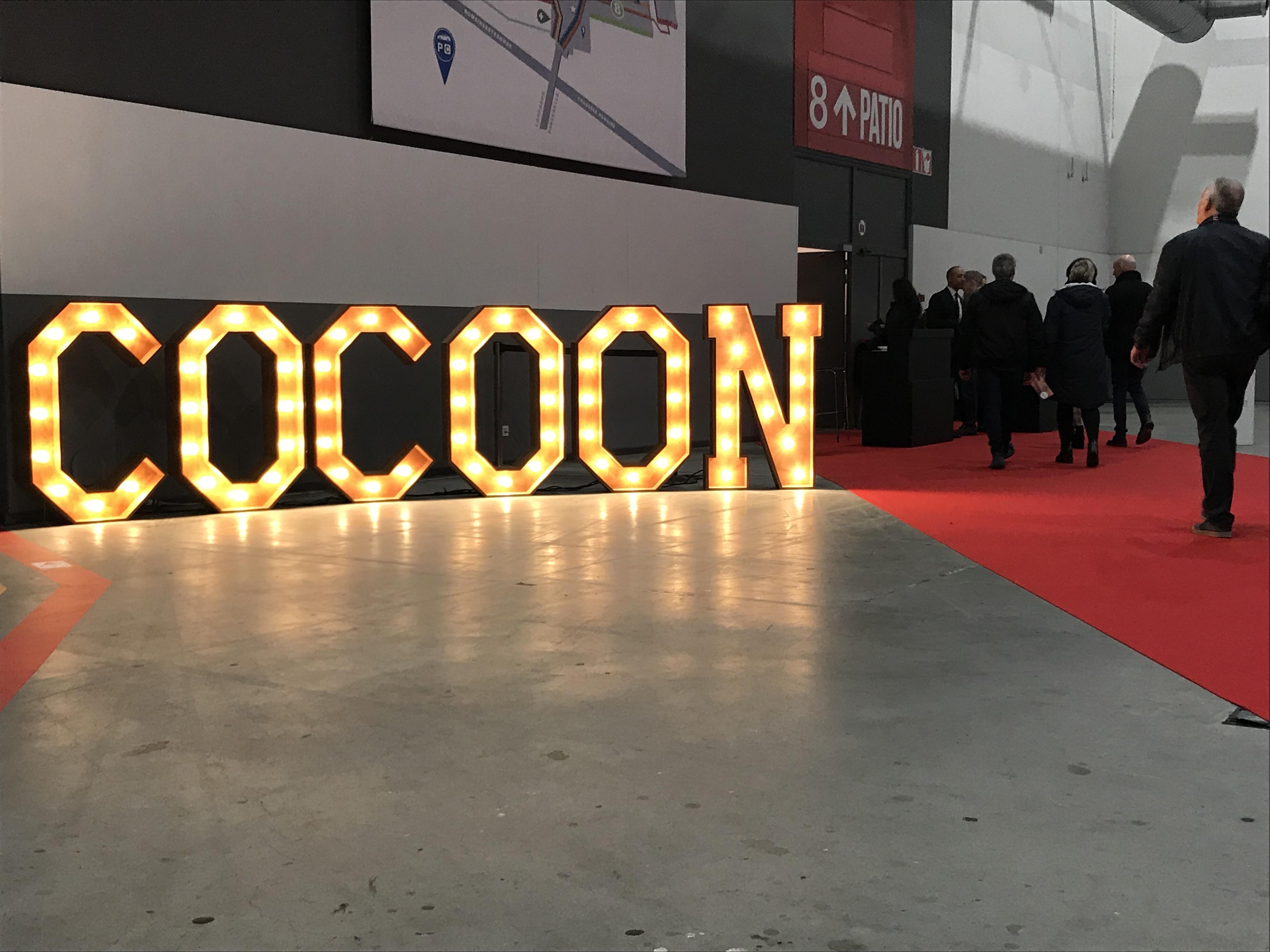 Flashletters - COCOON