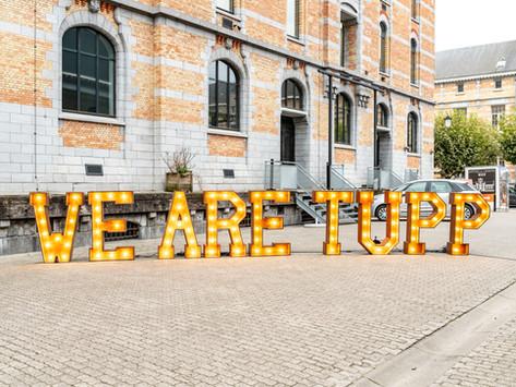 WE ARE TUPP