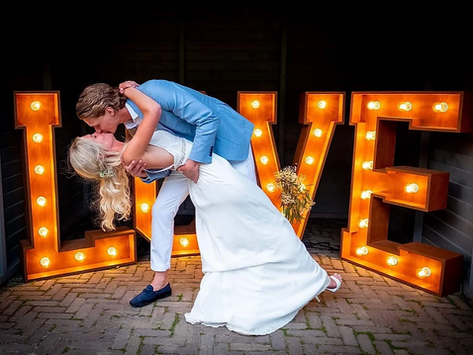 3 tips for beautiful wedding pictures